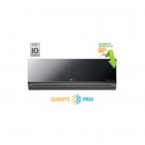 Ar Condicionado Split HW Inverter LG Smart Artcool 9.000 BTUsQuente/Frio