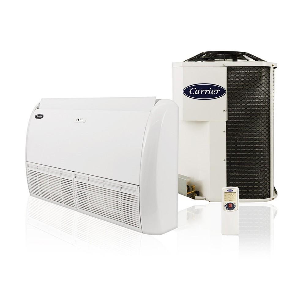 Ar Condicionado Split Piso Teto Inverter Carrier 54.000 BTUs Frio 220V