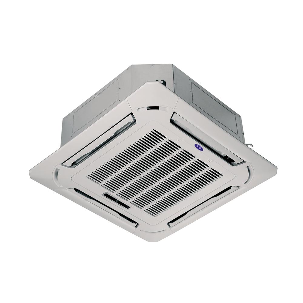 Ar Condicionado Split Cassete Inverter Carrier 36.000 BTUs Só Frio