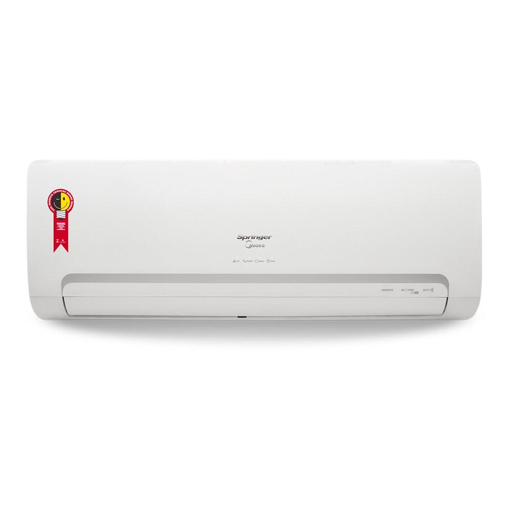 Ar Condicionado Split Hi Wall Inverter Springer Midea 12.000BTUs Frio