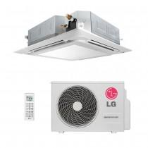 Ar Condicionado Split Cassete Inverter LG 35.000 BTUs Frio 220v